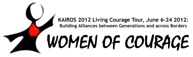 Women of Courage Tour 2012