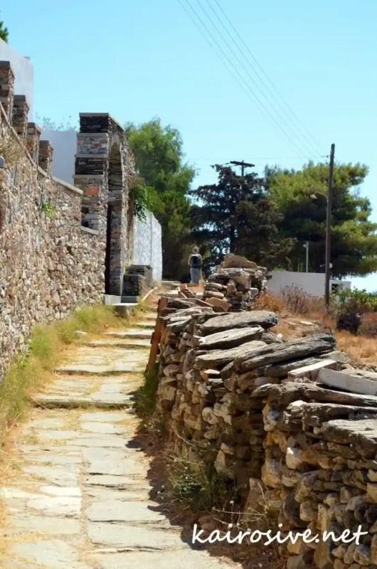 Hiking Sifnos, Greece