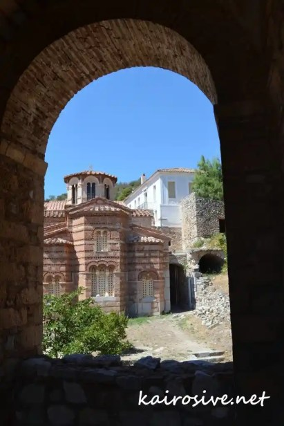 Hosios Loukas, Boeotia, Greece