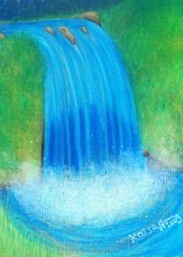 Putoava vesi