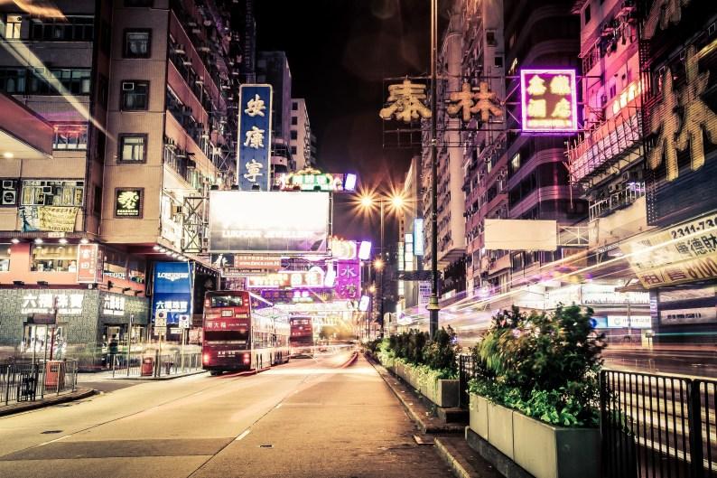 Hong Kong Streetart