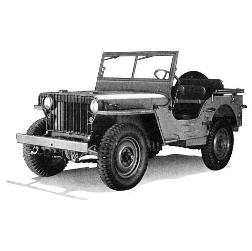 small resolution of illustration willys mb