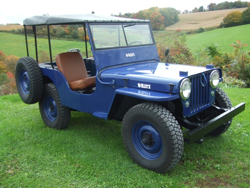 medium resolution of dave lewis 1946 willys cj 2a