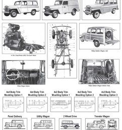 1951 willys pickup wiring diagram basic electronics wiring diagramwiring diagram willys station wagon 4x4 chassis 1952 [ 980 x 1153 Pixel ]