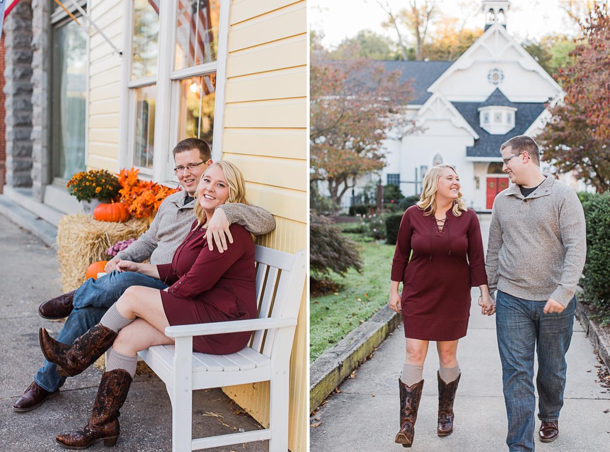 Kait Bailey Photography Maryland Wedding Photgrapher Sykesville Engagement Session