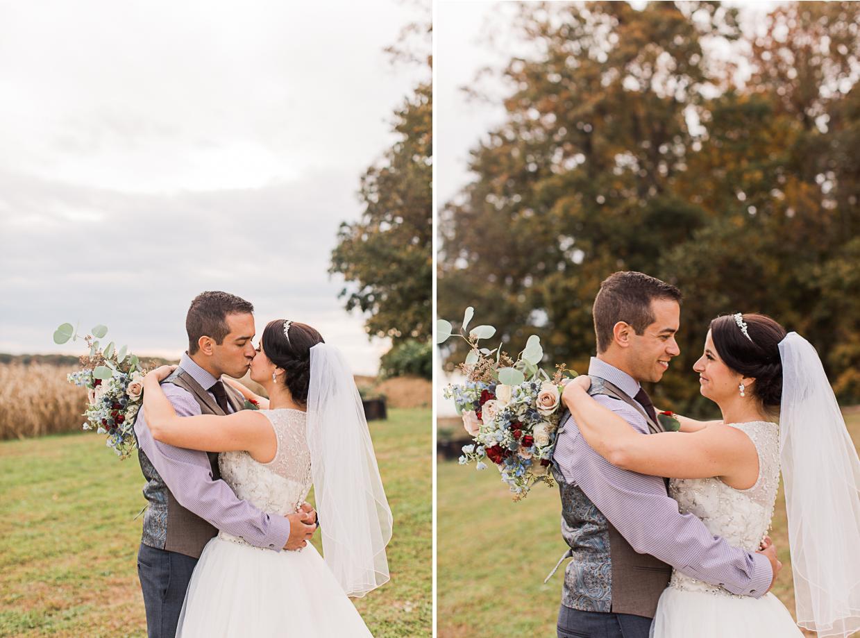 Kait Bailey Photography Amanda Chris Pine Ridge Farm Pennsylvania Wedding
