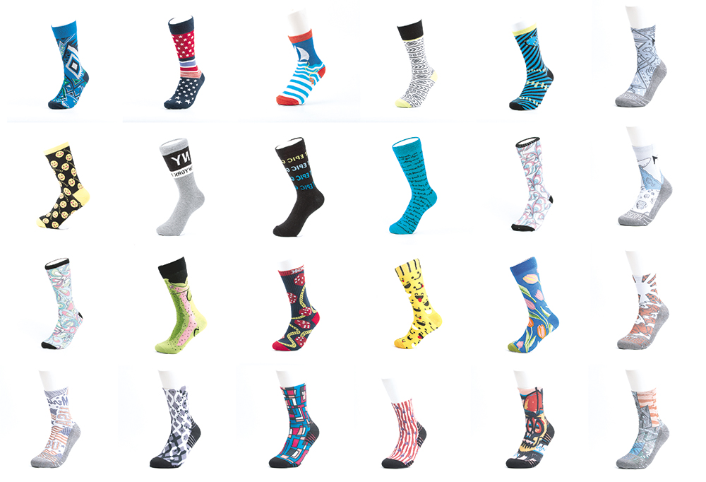 more designer socks wholesale