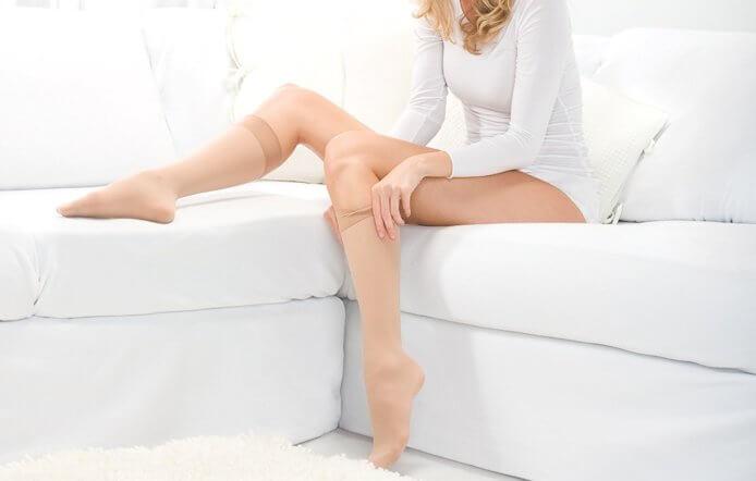 image women compression socks