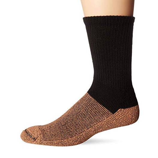 Copper Oxide Socks crew