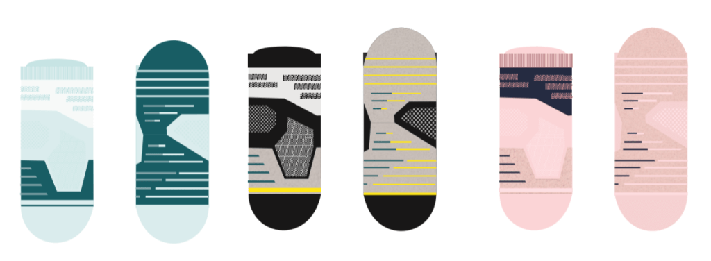 sport socks for running