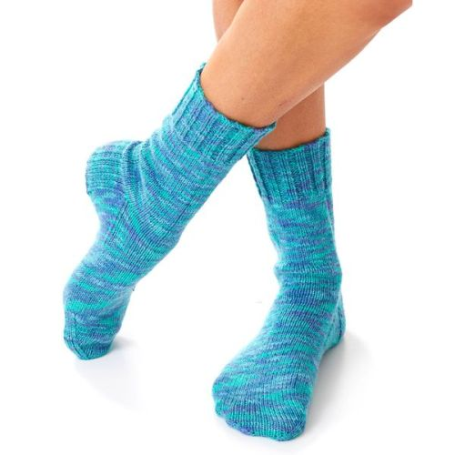 socks knitting patterns free