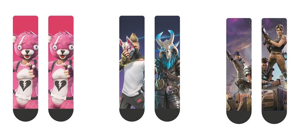 Custom fortnite socks, elite socks