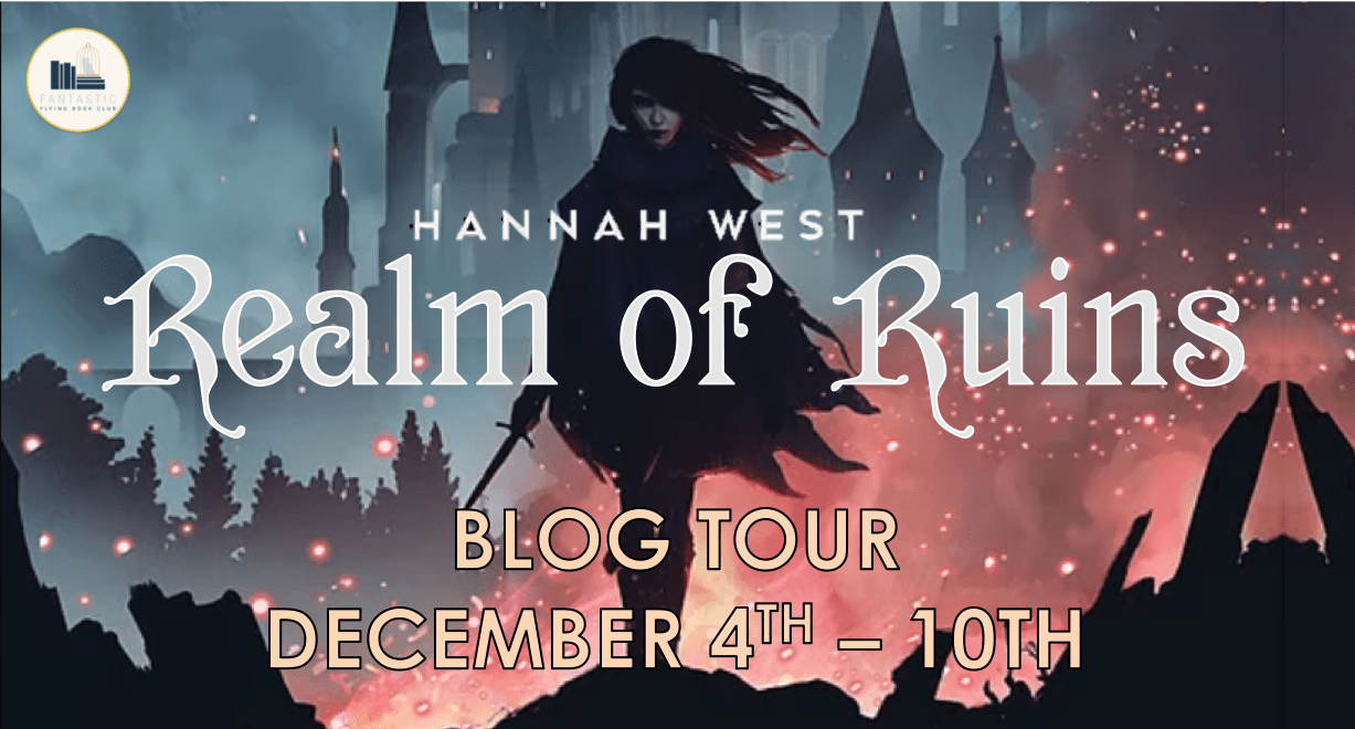 Blog Tour: Realm of Ruins by Hannah West