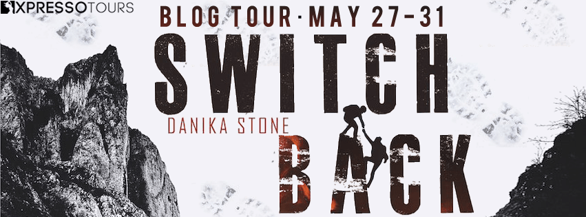 Blog Tour: Switchback by Danika Stone (Top Ten Quotes + Giveaway!)