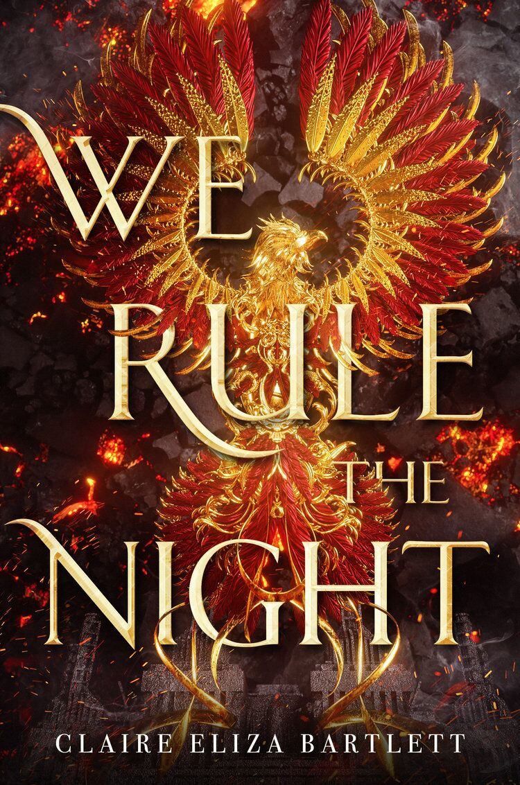 Blog Tour: We Rule the Night by Claire Eliza Bartlett