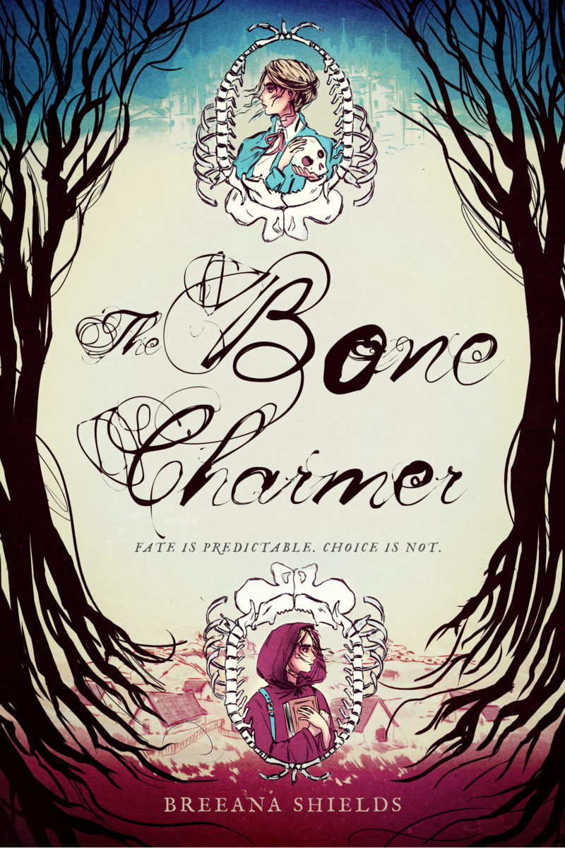 Blog Tour: The Bone Charmer by Breeana Shields (Official Playlist + Giveaway!)