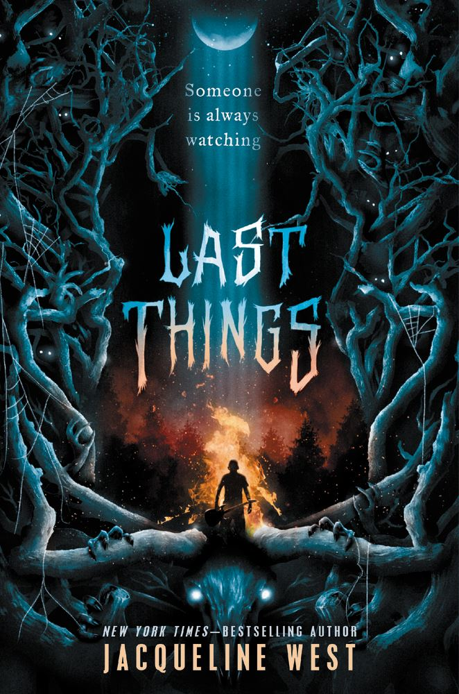 Blog Tour: Last Things by Jacqueline West (Interview + Giveaway!)