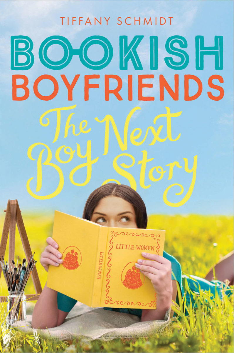 Blog Tour: The Boy Next Story by Tiffany Schmidt (Guest Post + Giveaway!)