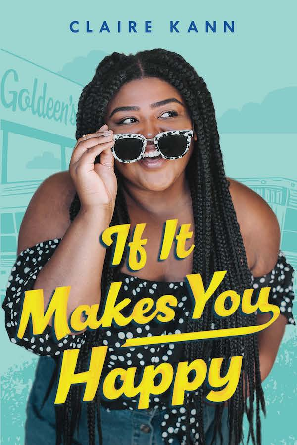 Blog Tour: If It Makes You Happy by Claire Kann (Interview + Giveaway!)