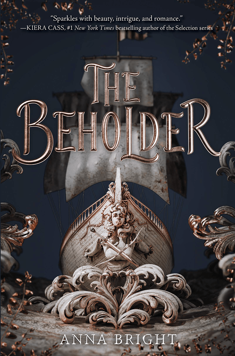 Blog Tour: The Beholder by Anna Bright (Interview!)