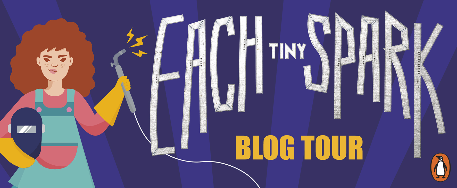 Blog Tour: Each Tiny Spark by Pablo Cartoya (featuring 10 neurodivergent middle grade books!)