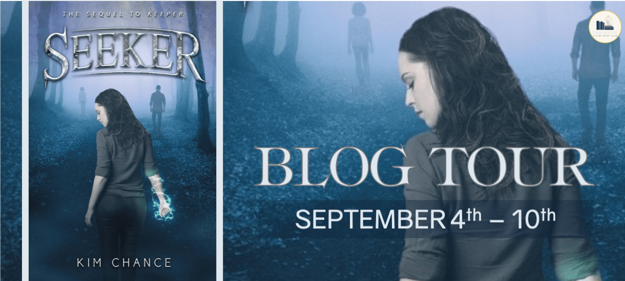 Blog Tour: Seeker by Kim Chance (Interview + Giveaway!)