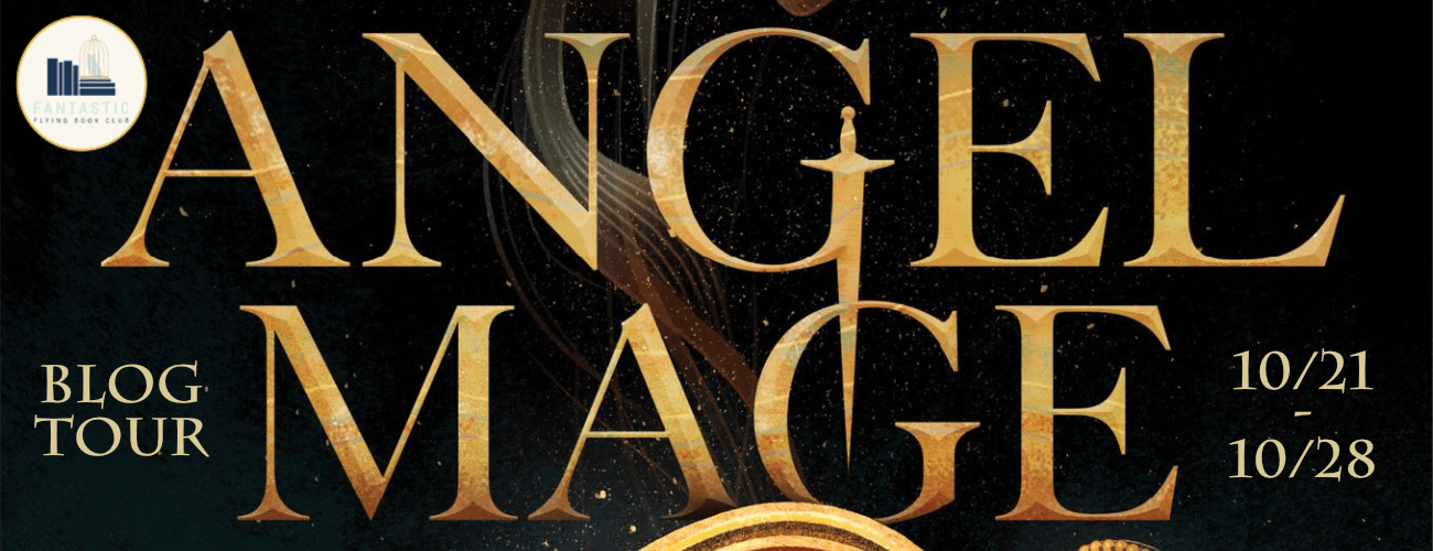 Blog Tour: Angel Mage by Garth Nix (Creative Post+ Giveaway!)