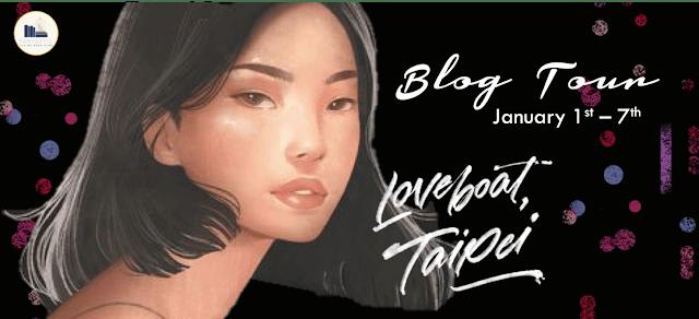 Blog Tour: Loveboat, Taipei by Abigail Hing Wen (Spotlight + Giveaway!)