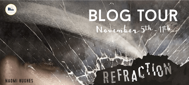 Blog Tour: Refraction by Naomi Hughes (Spotlight + Giveaway!)