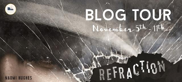 Blog Tour: Refraction by Naomi Hughes (Spotlight + Giveaway!)