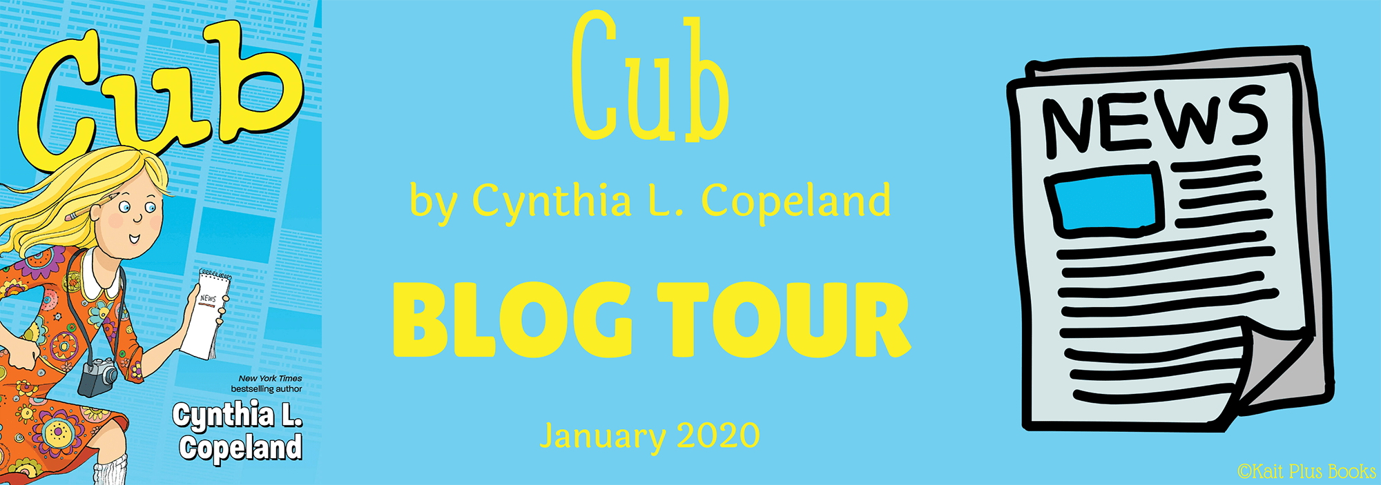 Blog Tour: Cub by Cynthia L. Copeland (Spotlight!)