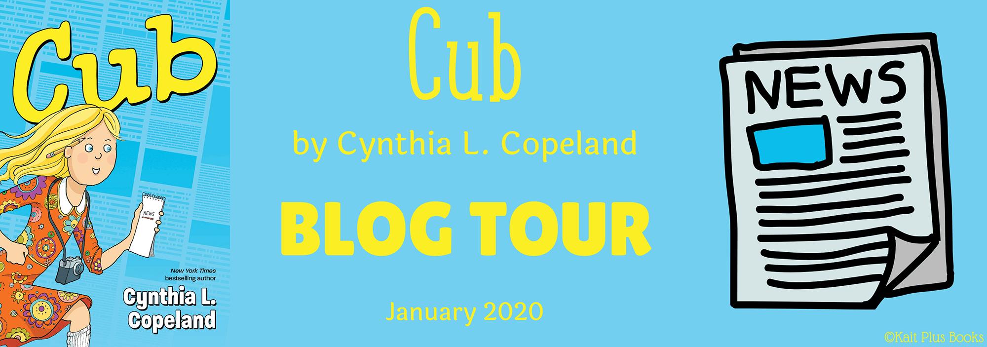 Blog Tour: Cub by Cynthia L. Copeland (Spotlight!)