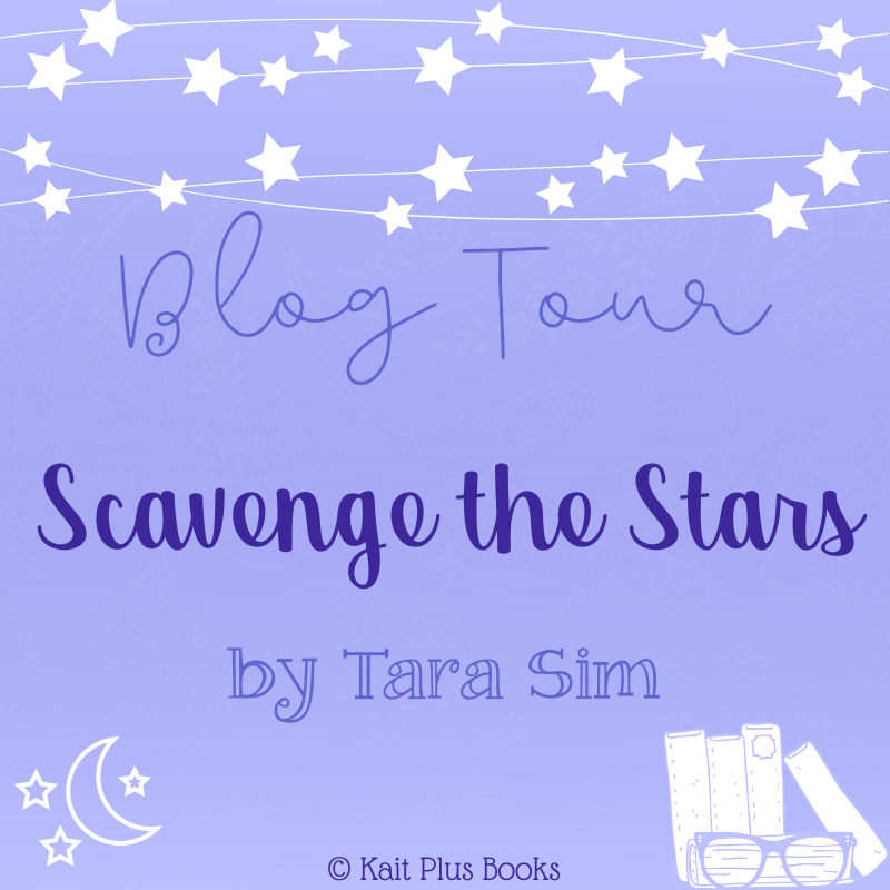 Scavenge The Stars Series