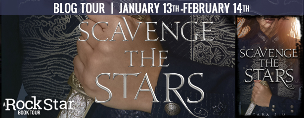 Blog Tour: Scavenge the Stars by Tara Sim (Excerpt+ Giveaway!)