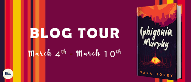Blog Tour: Iphigenia Murphy by Sara Hosey (Interview + Giveaway!)