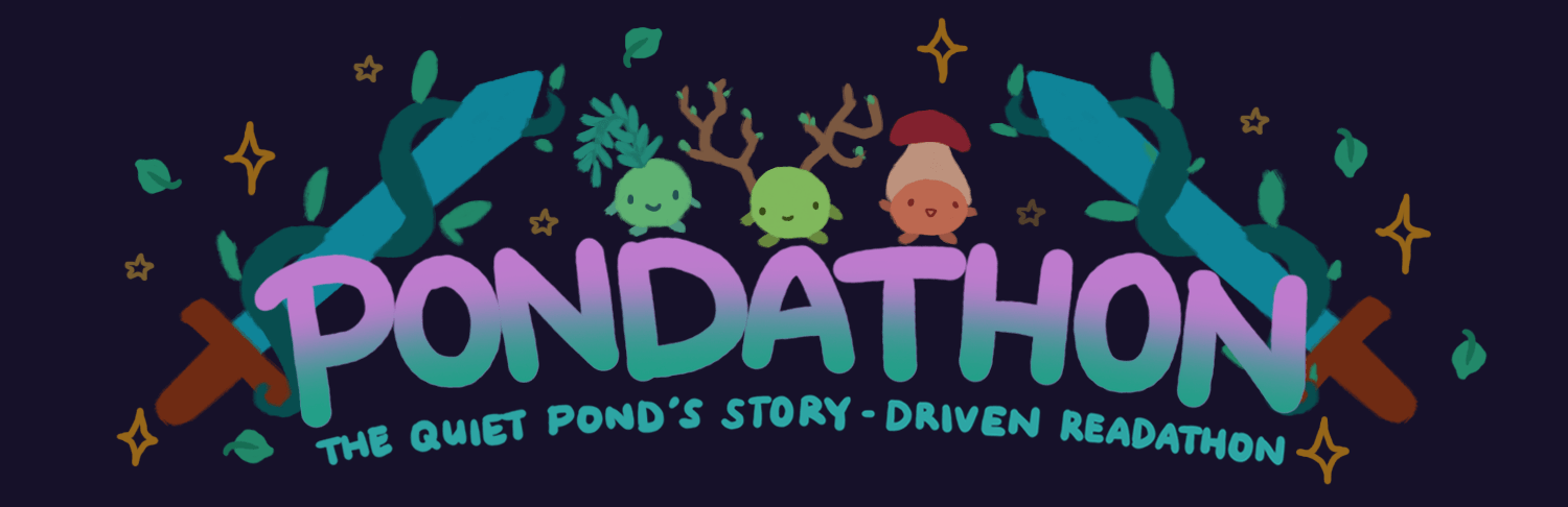 Pondathon Sign Up and #TBR!