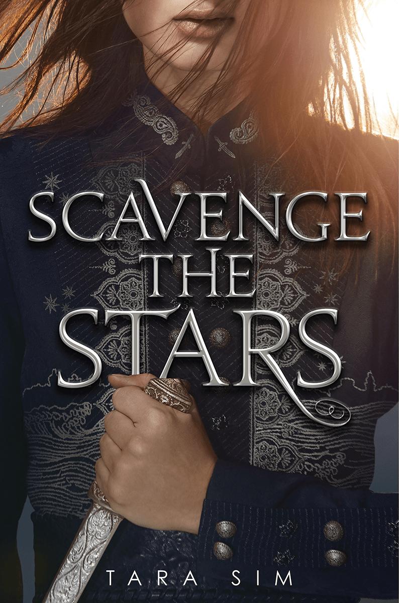 Blog Tour: Scavenge the Stars by Tara Sim (Spotlight + Giveaway!)