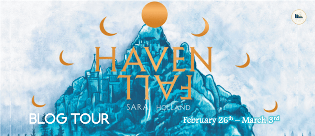 Blog Tour: Havenfall by Sara Holland (Interview + Excerpt!)