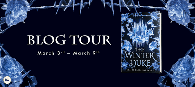 Blog Tour: The Winter Duke by Claire Eliza Bartlett (Interview + Giveaway!)