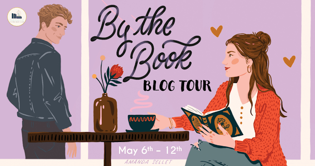 Blog Tour: By the Book by Amanda Sellet (Tell Your Story in GIFs + Giveaway!)