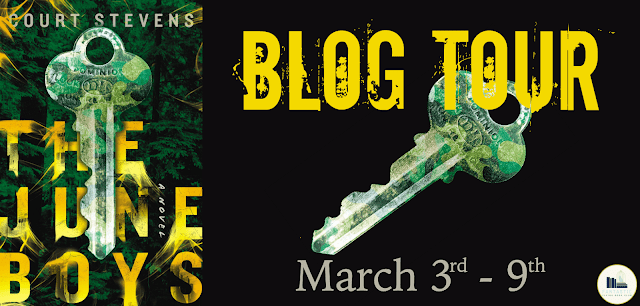 Blog Tour: The June Boys by Courtney C. Stevens (Interview + Giveaway!)