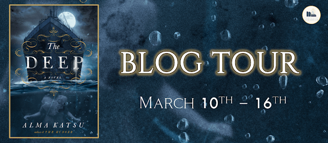 Blog Tour: The Deep by Alma Katsu (Interview + Giveaway!)
