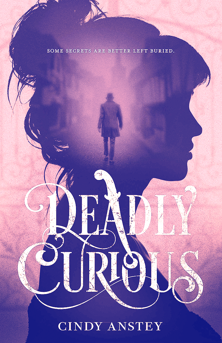Blog Tour: Deadly Curious by Cindy Anstey (Interview + Giveaway!)