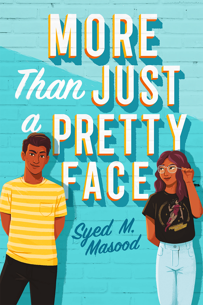 More Than Just a Pretty Face | Interview with Syed M. Masood