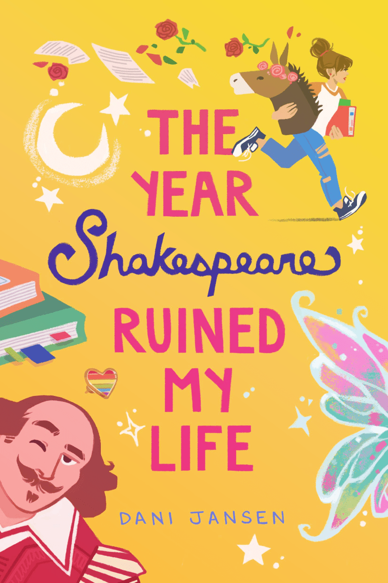Blog Tour: The Year Shakespeare Ruined My Life by Dani Jensen (Interview + Giveaway!)