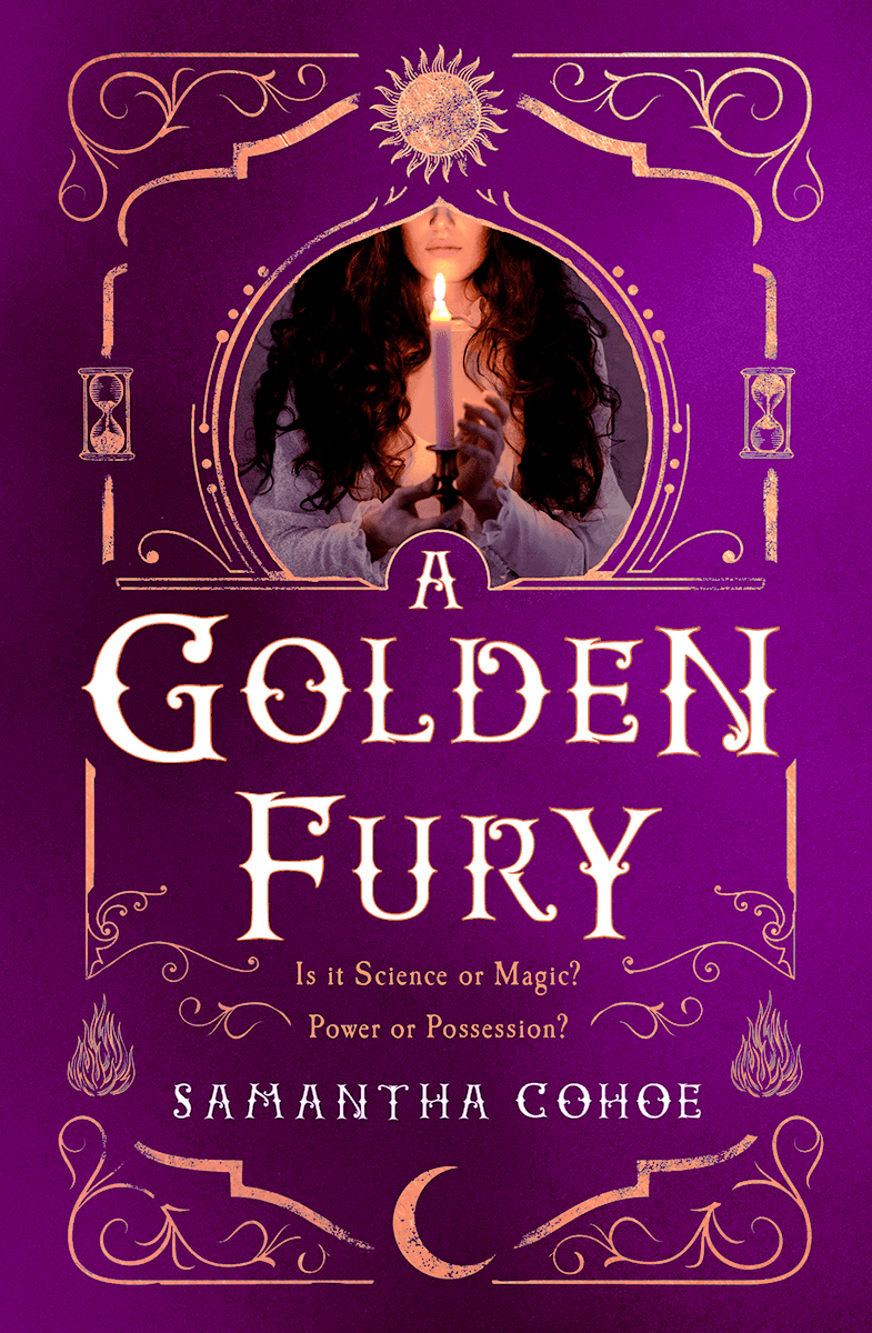 Blog Tour: A Golden Fury by Samantha Cohoe (Top Ten + Bookstagram + Giveaway!)