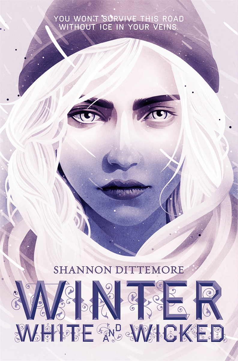 Blog Tour: Winter, White, and Wicked by Shannon Dittemore (Interview!)