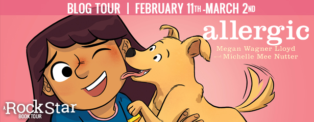 Blog Tour: Allergic by Megan Wagner Lloyd (Excerpt + Giveaway!)
