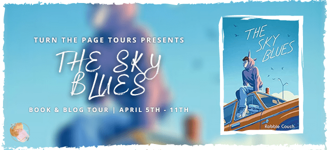 Blog Tour: The Sky Blues by Robbie Couch (Interview + Giveaway!)