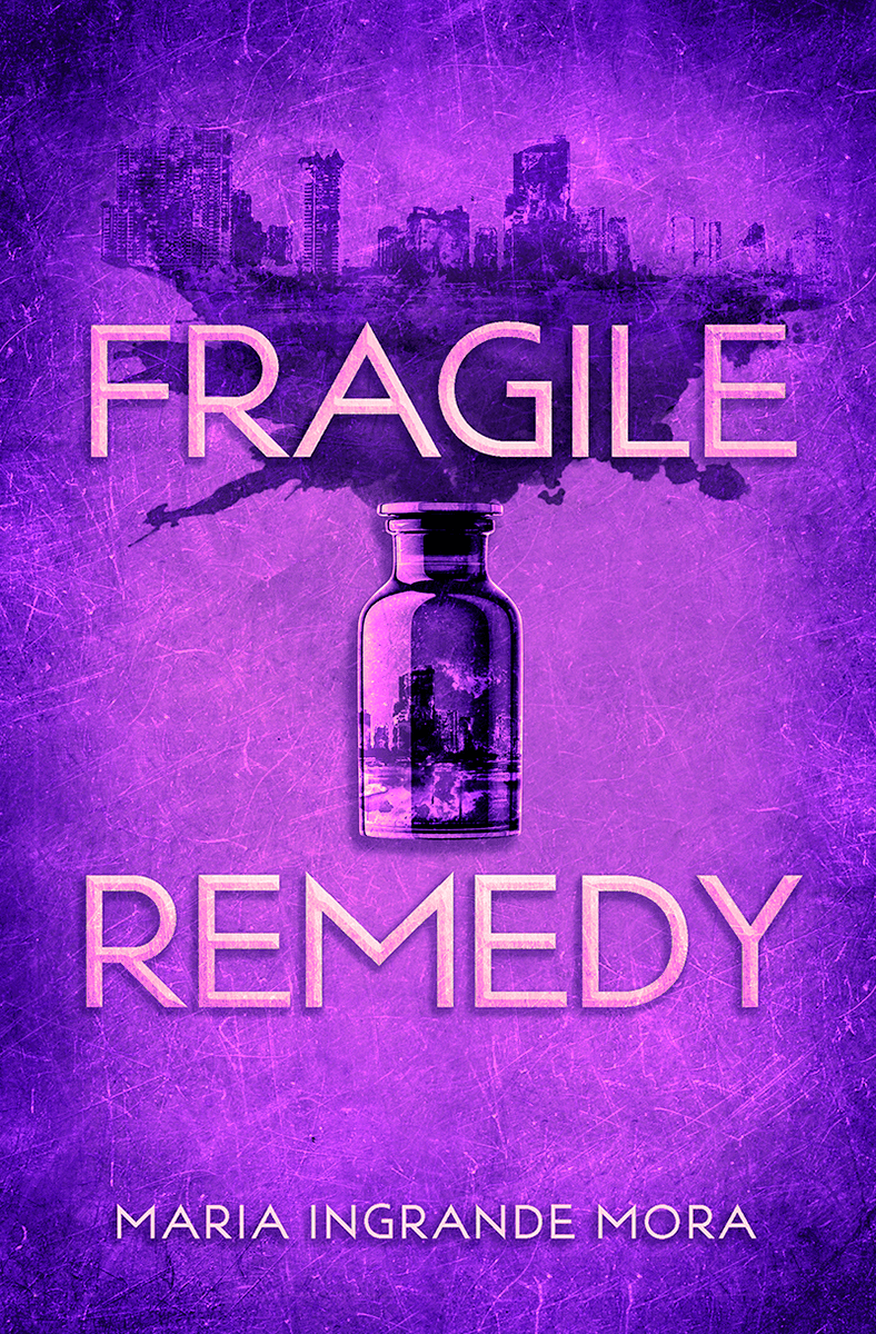 Blog Tour: Fragile Remedy by Maria Ingrande Mora (Interview + Bookstagram!)